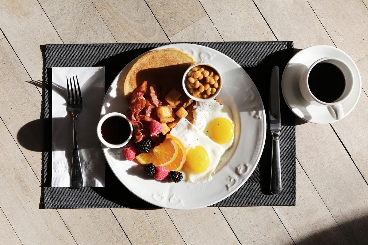 Το πρωινό του αθλούμενου