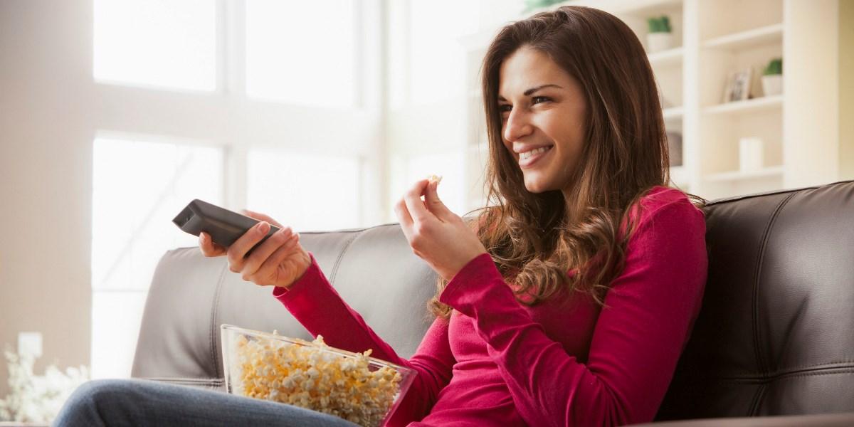 Τα σνακ της τηλεόρασης- πώς θα γίνουν πιο υγιεινά;