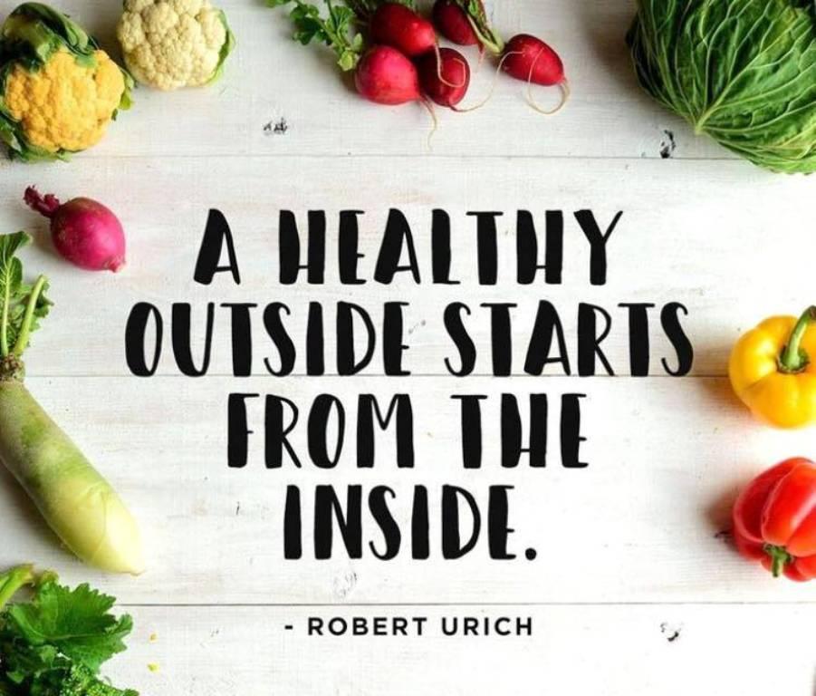 Η εξωτερική υγεία κι ευεξία… πηγάζει από μέσα μας!